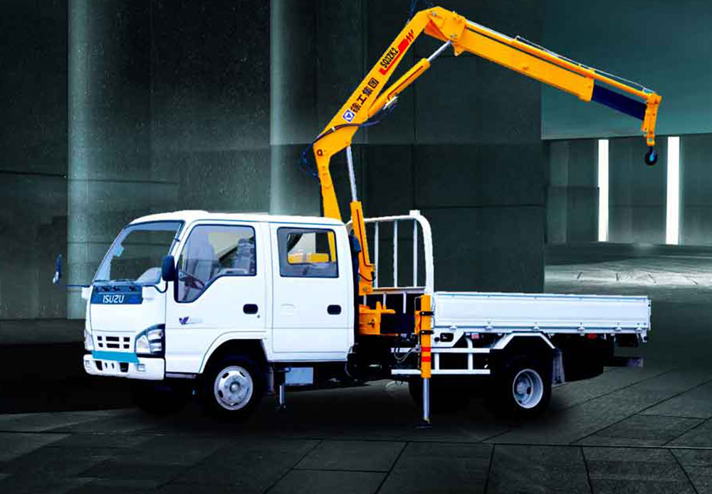 XCMG Truck mounted crane SQ3.2ZK2